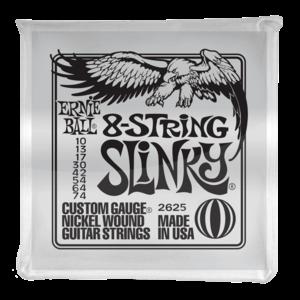 Ernie Ball Ernie Ball - 8 String Slinky - 10-74