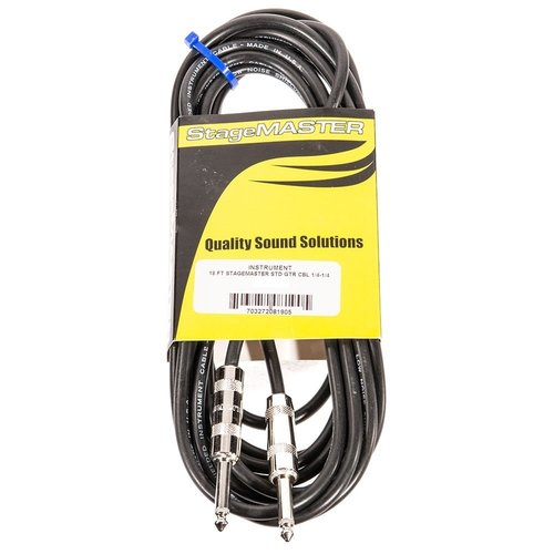 ProCo ProCo - StageMASTER Instrument Cable - 24AWG - 15 feet - ST-ST