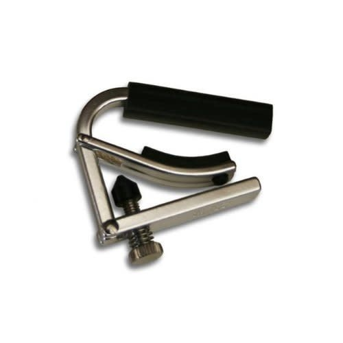 Shubb Shubb - Capo for Ukulele - L9 - Silver