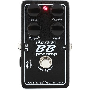 Xotic Xotic - BB Preamp for BASS