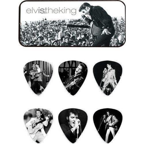 Dunlop Dunlop - Elvis Presley - The Kings - Pick Tin