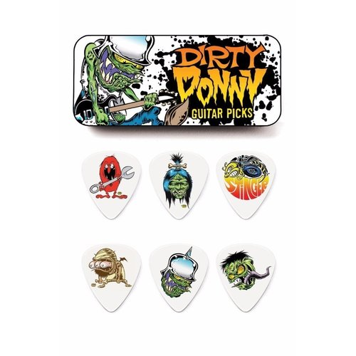 Dunlop Dunlop -  Dirty Donny Series - Pick Tin
