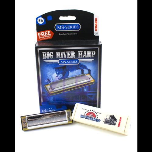 Hohner Hohner - Harmonica - Big River - Key of Eb