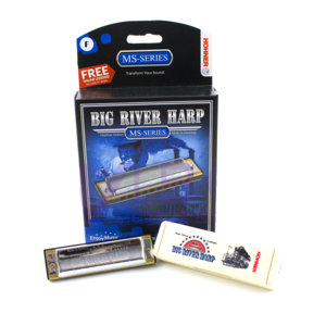 Hohner Hohner - Harmonica - Big River - Key of F
