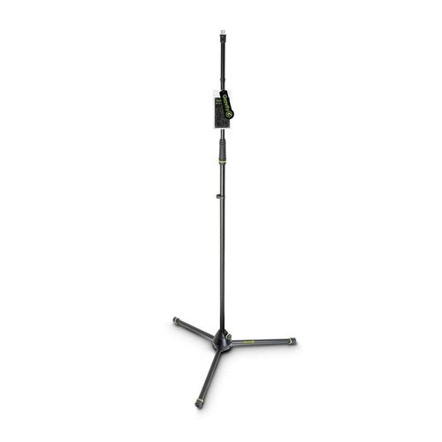 Gravity Stands Gravity Stands - Microphone Stand with Folding Tripod Base