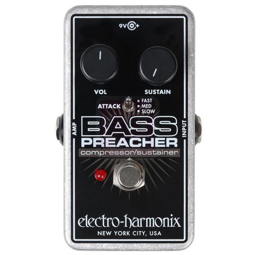 Electro Harmonix Electro Harmonix -  Bass Preacher