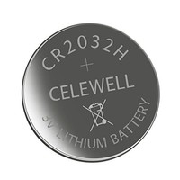 Celewell - Lithium Battery Coin Button - 230mAh - 3V