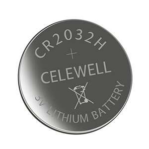Cellewell Celewell - Lithium Battery Coin Button - 230mAh - 3V