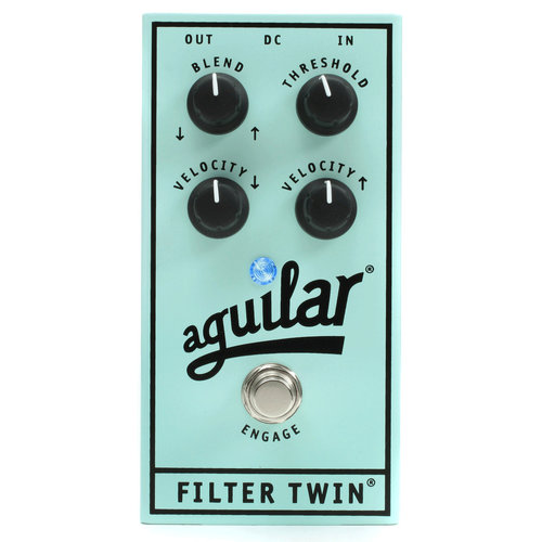 Aguilar Aguilar - Filter Twin - Bass Pedal - Dual Envelope