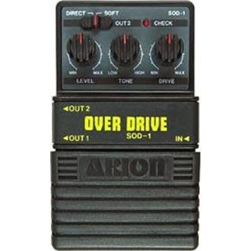 Allparts Arion - SOD-1 - Overdrive
