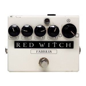 USED - Famulus Red Witch