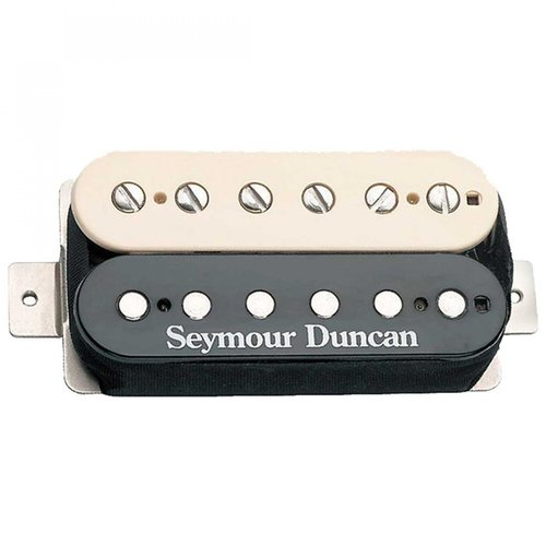 Seymour Duncan Seymour Duncan - SH-PG1n - Pearly Gates - Neck - Zebra