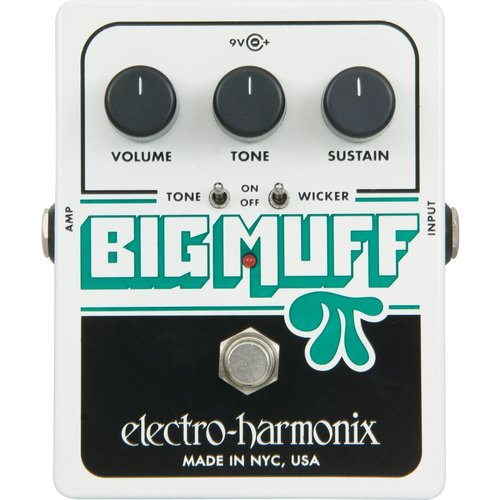 Electro Harmonix Electro Harmonix - Big Muff PI with Tone Wicker