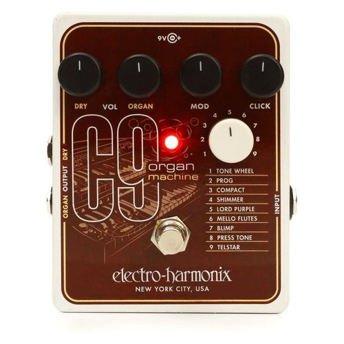 Electro Harmonix Electro Harmonix - C9 - Organ Pedal