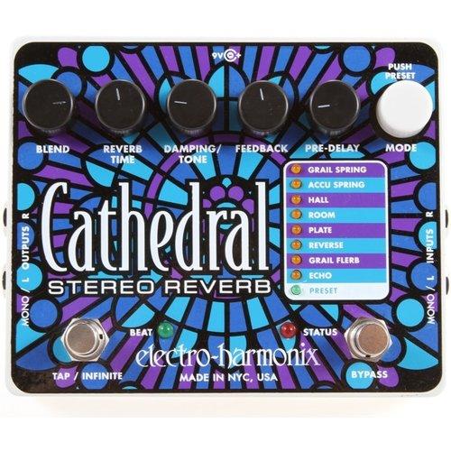 Electro Harmonix Electro Harmonix - Cathedral - Reverb **