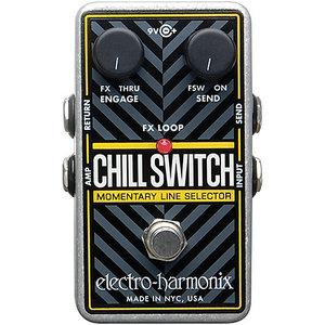 Electro Harmonix Electro Harmonix - Chillswitch Momentary Line Selector