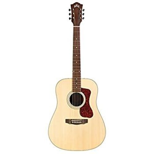 Guild Guitars Guild - D-240E - Natural - Dreadnought - Acoustic-Electric Guitar