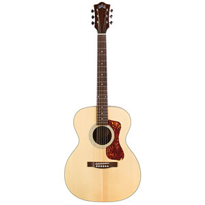 Guild Guitars Guild - OM-240E - Natural - Orchestra - Acoustic-Electric Guitar