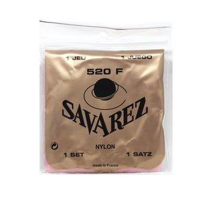 Savarez Savarez - 520F - Normal Tension -  Nylon String - Rectif e B Trad G & Basses