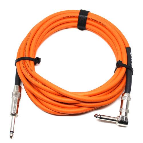 Divine Noise Divine Noise - Cable -  15ft - ST-RA - Orange