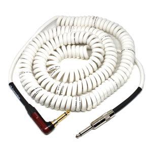 Divine Noise Divine Noise - Cable - 30ft - Curly - RAS - ST - White