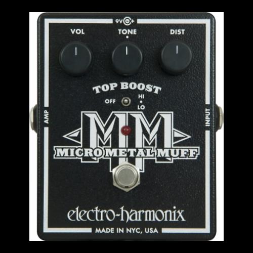 Electro Harmonix Electro Harmonix - Micro Metal Muff