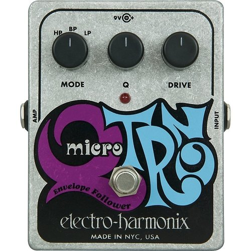 Electro Harmonix Electro Harmonix - Micro Q Tron - Enevelope Filter