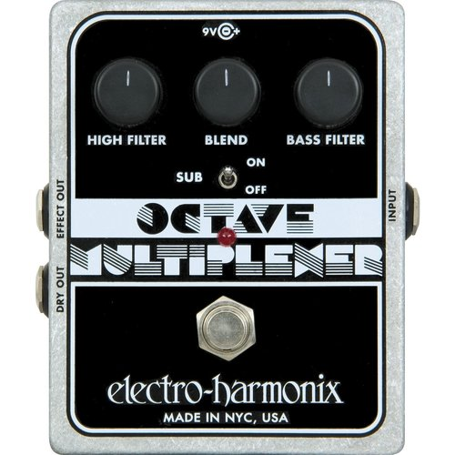 Electro Harmonix Electro Harmonix - Octave Multiplexer