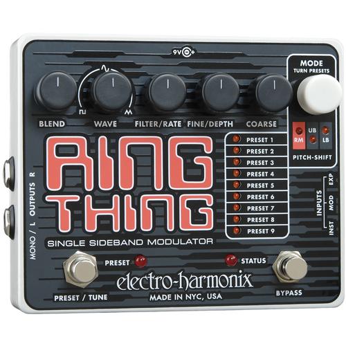Electro Harmonix Electro Harmonix - Ring Thing  Ring Modulator