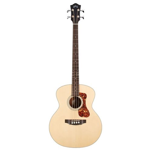 Guild Guitars Guild B-240E - Natural - Acoustic Bass with Soft case