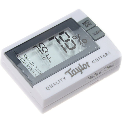 Taylor Guitars Taylor - Extech Hygrometer - RHM15 - Monitor