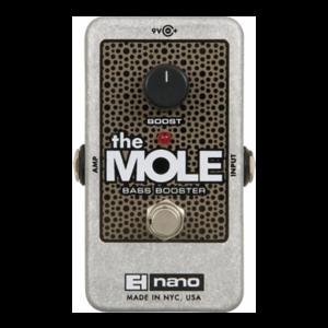 Electro Harmonix Electro Harmonix - The Mole Nano Bass Booster