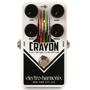 Electro Harmonix Electro Harmonix - Crayon 69 - Overdrive