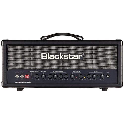 Blackstar Blackstar - HT Club 50 - 50 watt - Tube Head