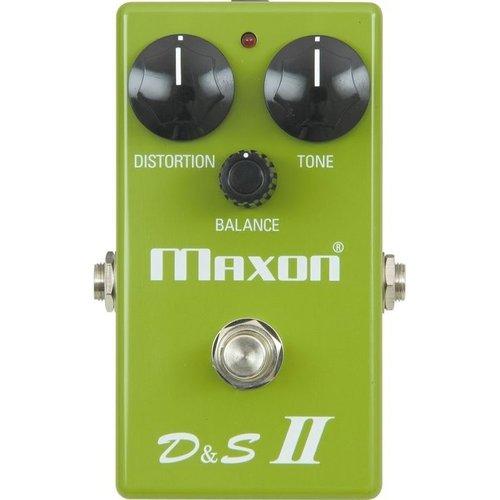 Godlyke Maxon - D&S II - Distortion and Sustainer