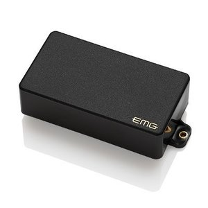 EMG EMG - H - Humbucker - Guitar Pickup - Black