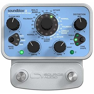 Source Audio Source Audio - Soundblox 2 Multiwave Bass Distortion