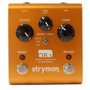 Strymon Strymon - OB 1 - Optical Compressor