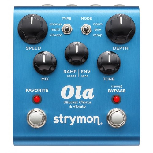 Strymon Strymon - Ola - Chorus and Vibrato