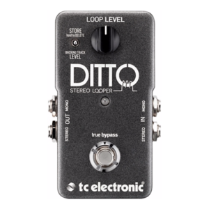 TC Electronic TC Electronic - Ditto Stereo Looper