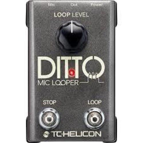 TC Electronic TC Electronic - Ditto Mic Looper