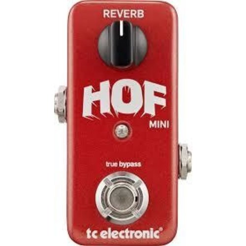 TC Electronic TC Electronic - HOF - Mini Hall Of Fame - Reverb