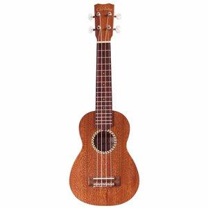 Cordoba Guitars Cordoba - 20SM - Mahogany - Soprano Acoustic Ukulele - Natural