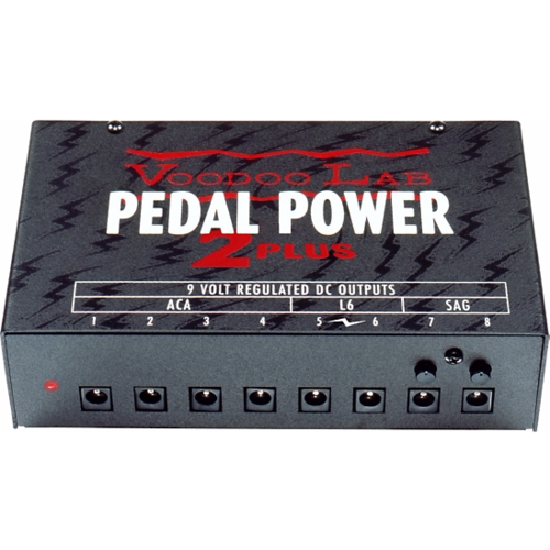 Voodoo Labs Voodoo Labs - 2 Plus - Pedal Power