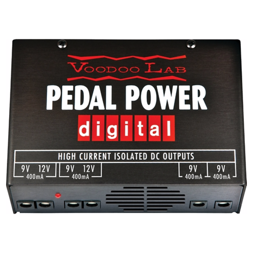 Voodoo Labs Voodoo Labs- Digital - Pedal Power