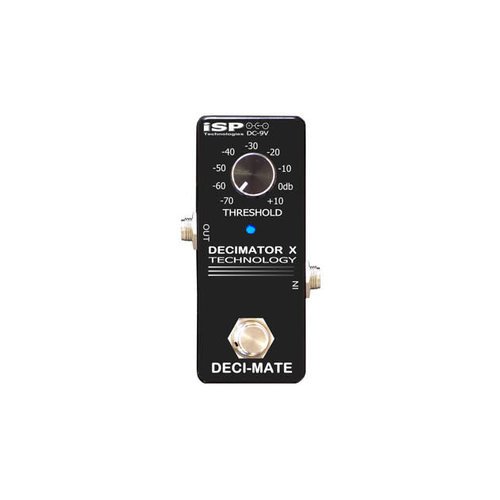ISP ISP - Decimator Micro - Noise Reduction Pedal
