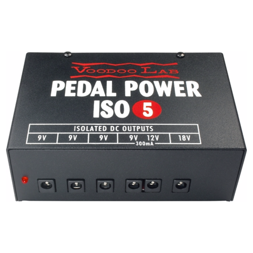 Voodoo Labs Voodoo Labs - ISO 5 - Pedal Power