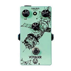 Walrus Audio Walrus Audio - Voyager - Overdrive Pedal***