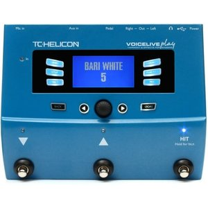 TC Electronic TC Electronic - TC Helicon - Voice Live Play