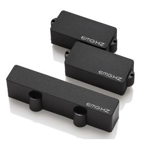 EMG EMG - Pickup - PJ HZ Set Black